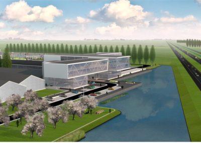Nieuwbouw Lely Campus Maassluis