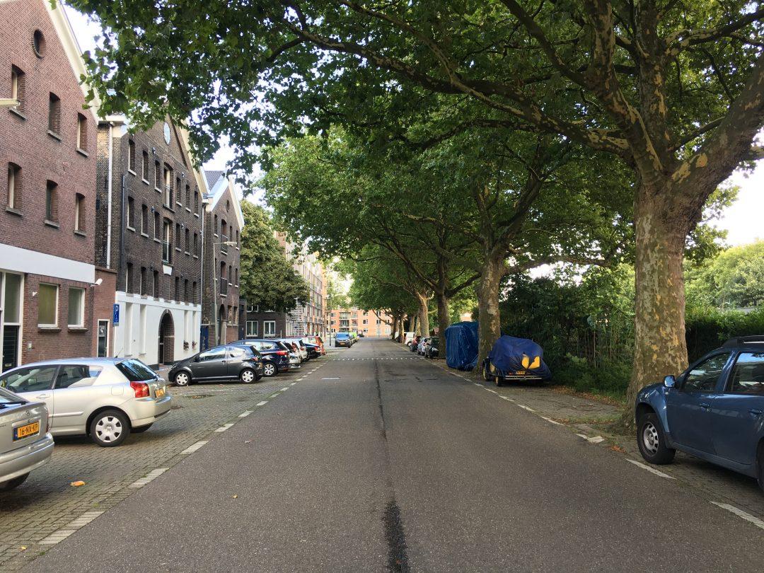 Reconstructie Westerkade en Nassaulaan/Prins Mauritsstraat Schiedam