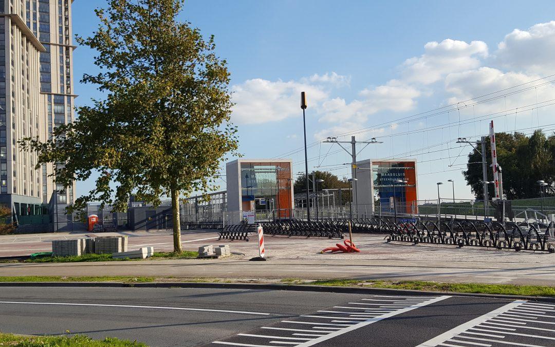 Realisatie stationsgebieden Steendijkpolder en Maassluis-West
