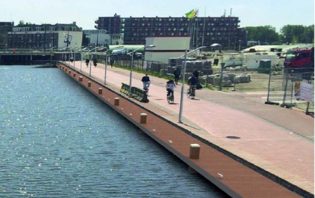 Westsingelgracht, met behulp van Gebiedsmanagers kiest de gemeente Delft voor samenwerking met een marktpartij op basis van bouwteam