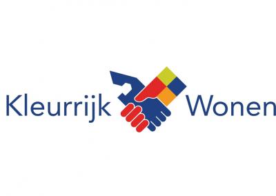 kleurrijk wonen logo