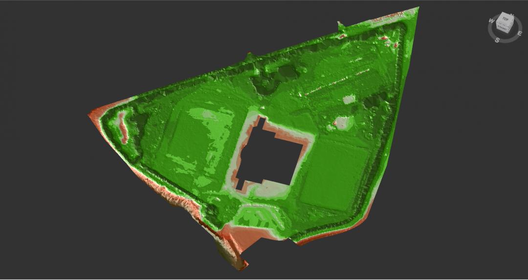Civieltechnische ondersteuning bij 400 woningen   Sportpark Vijfsluizen