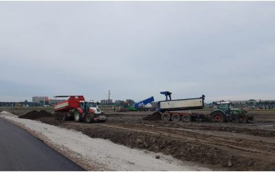 Meters maken in Gebiedsontwikkeling; grootschalig grondwerk
