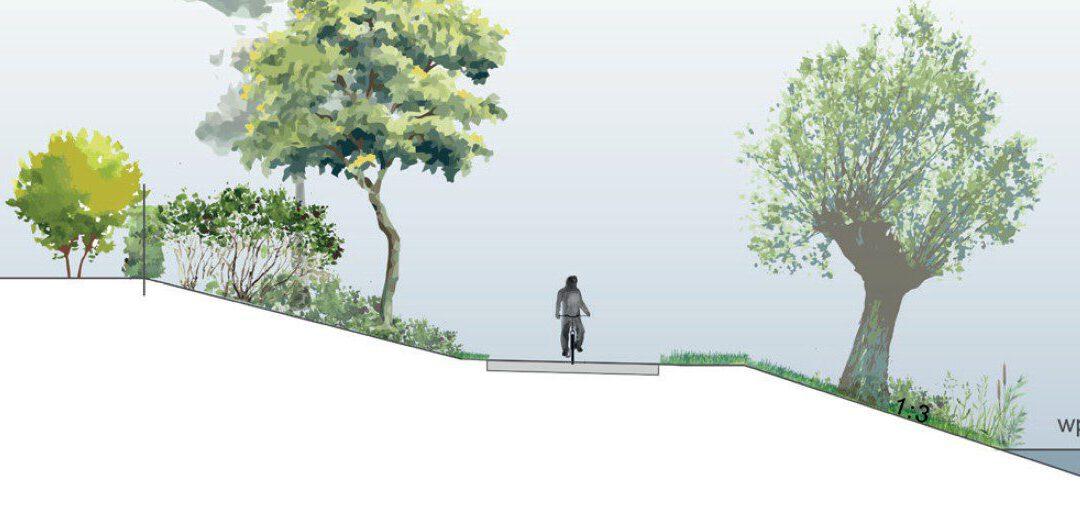 Project Wilgenrijk Maassluis; Klimaatbestendige gebiedsontwikkeling