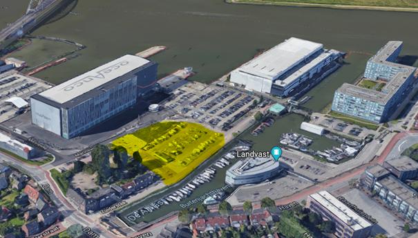"""Succesvolle aanbesteding gebiedsontwikkeling """"Zuidelijk Havengebied Alblasserdam"""""""